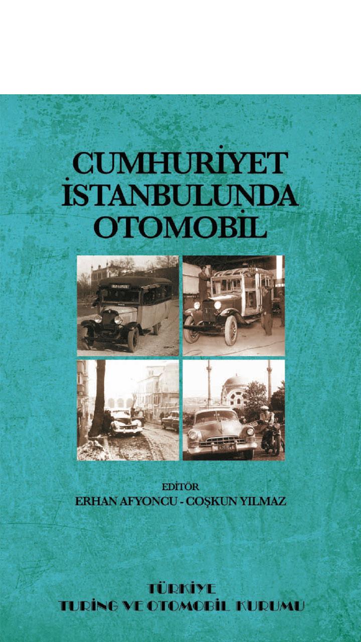 Cumhuriyet İstanbulunda Otomobil