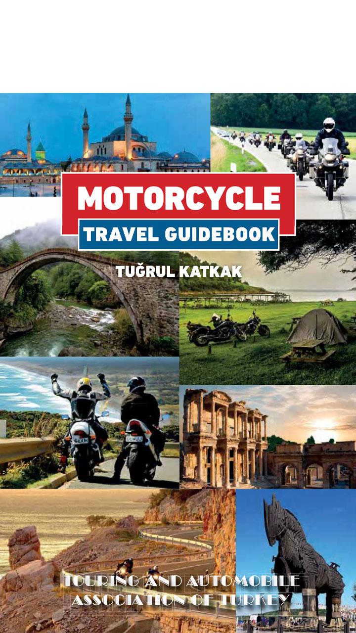 Motorcycle Travel Guidebook